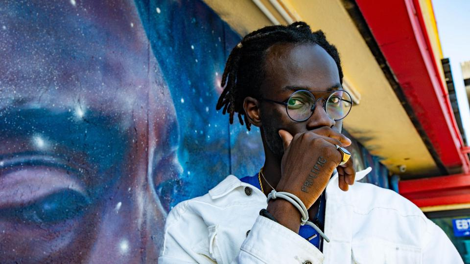 At just 22, Iddris Sandu has had gigs at some of the biggest names in tech.