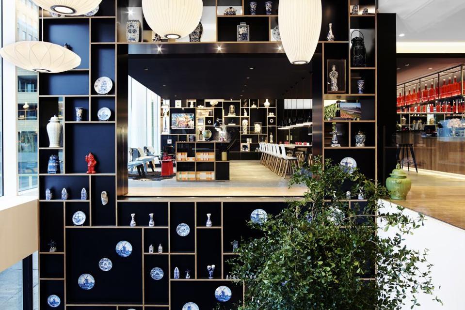 The citizenM_Hotels Rotterdam