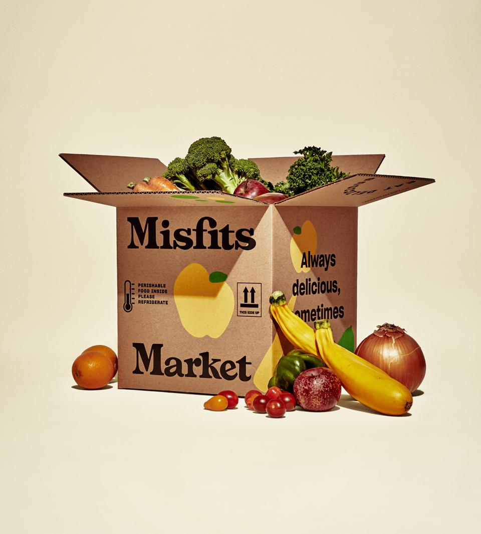 Misfits Box of Produce