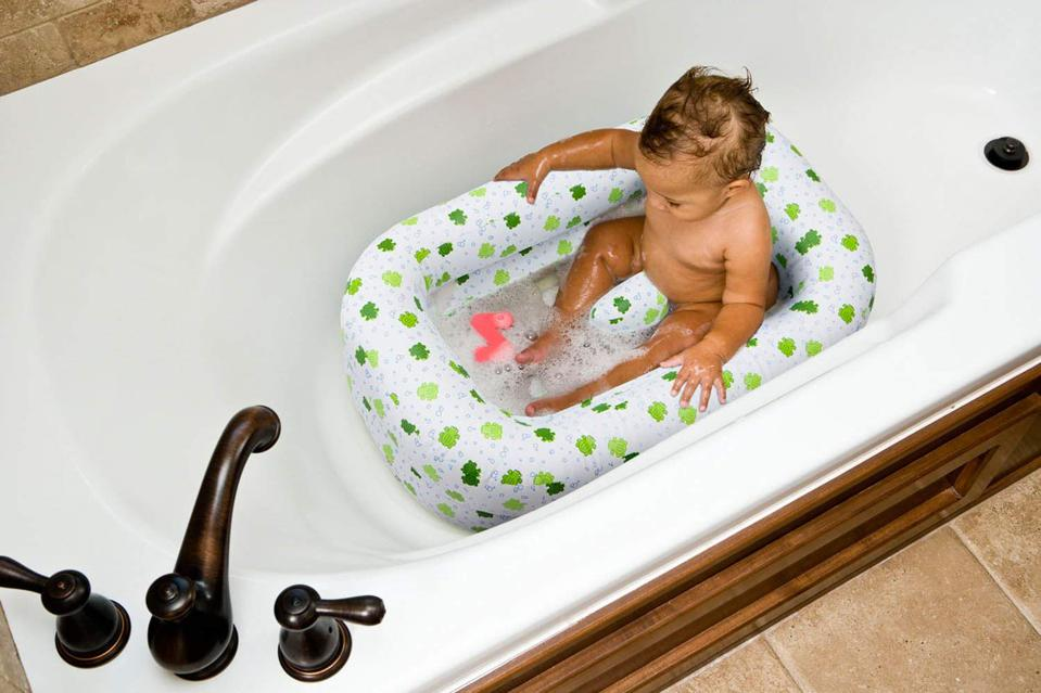 Mommy's Helper Infant and Toddler Inflatable Tub