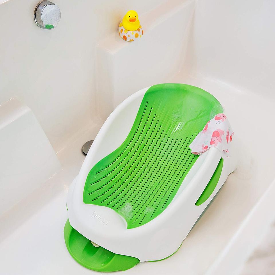 Munchkin Clean Cradle Infant Bath Tub