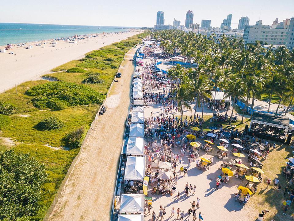 Festival de fruits de mer de South Beach