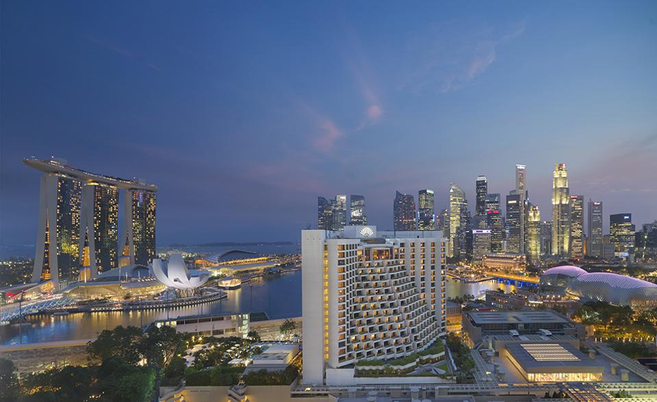 Mandarin Oriental, Singapour