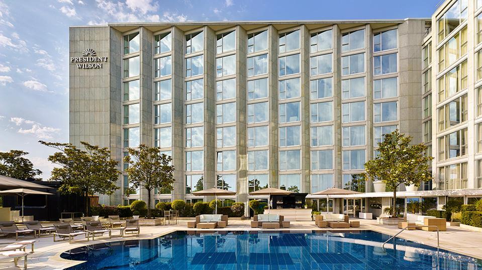 Hôtel Président Wilson, un hôtel de luxe