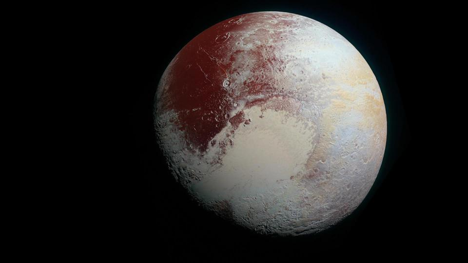 Pluto Image Two