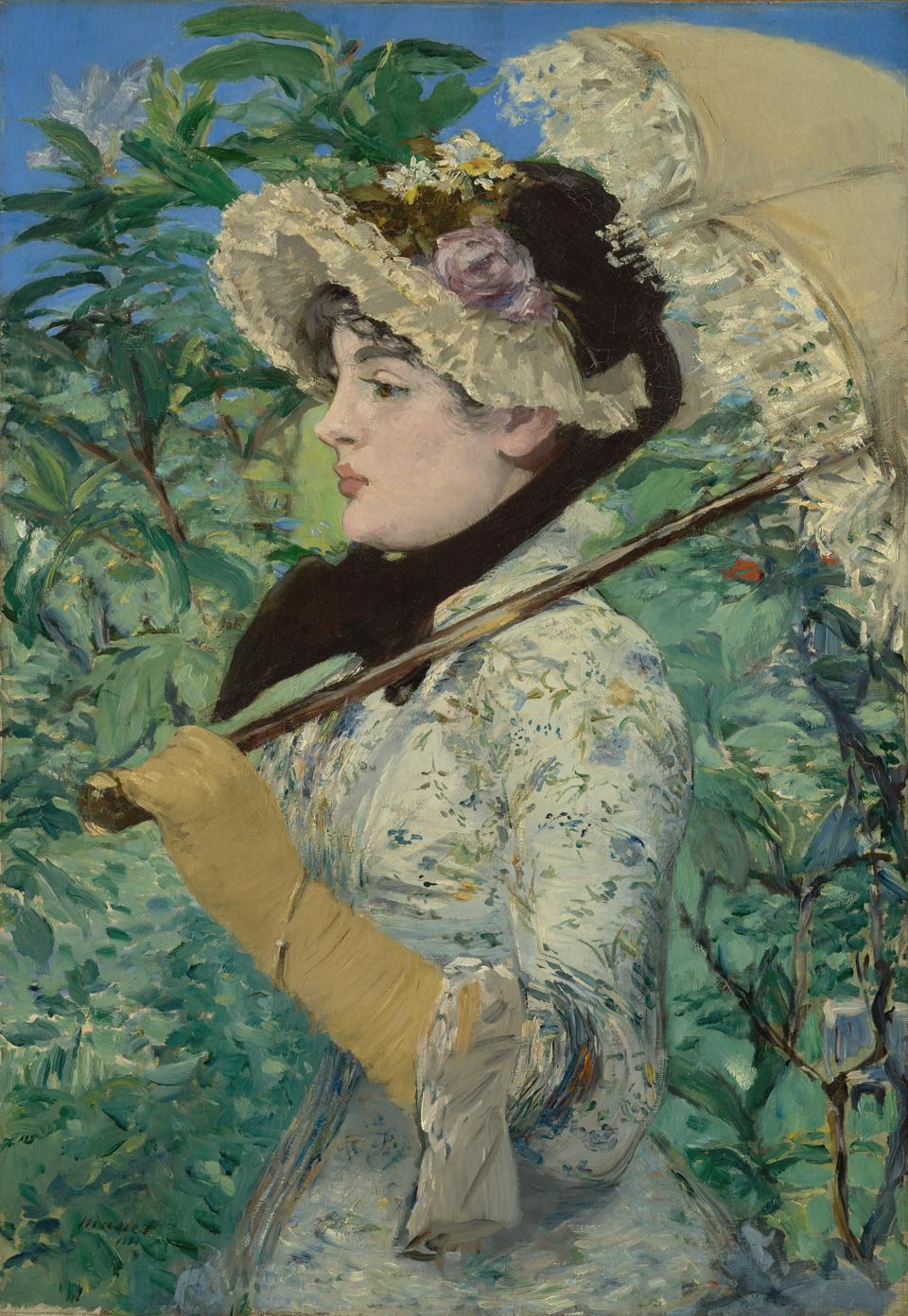 Major Museum Exhibition Highlights How Manet's Influential Late Works Led A Transition From Realism To Impressionism