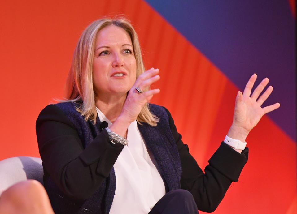 Deborah Wahl is the new global CMO of General Motors.