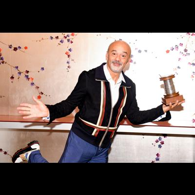 The Couture Council Of The Museum At FIT Honors Louboutin, Raises $1 Million