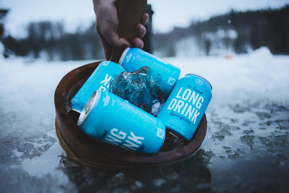 Finnish Long Drink