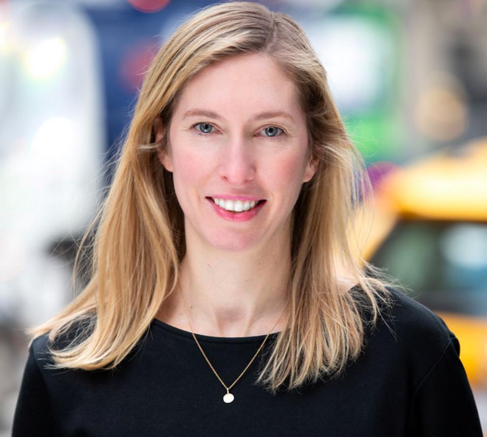 Anne Hogarty, CEO of Extend Fertility.