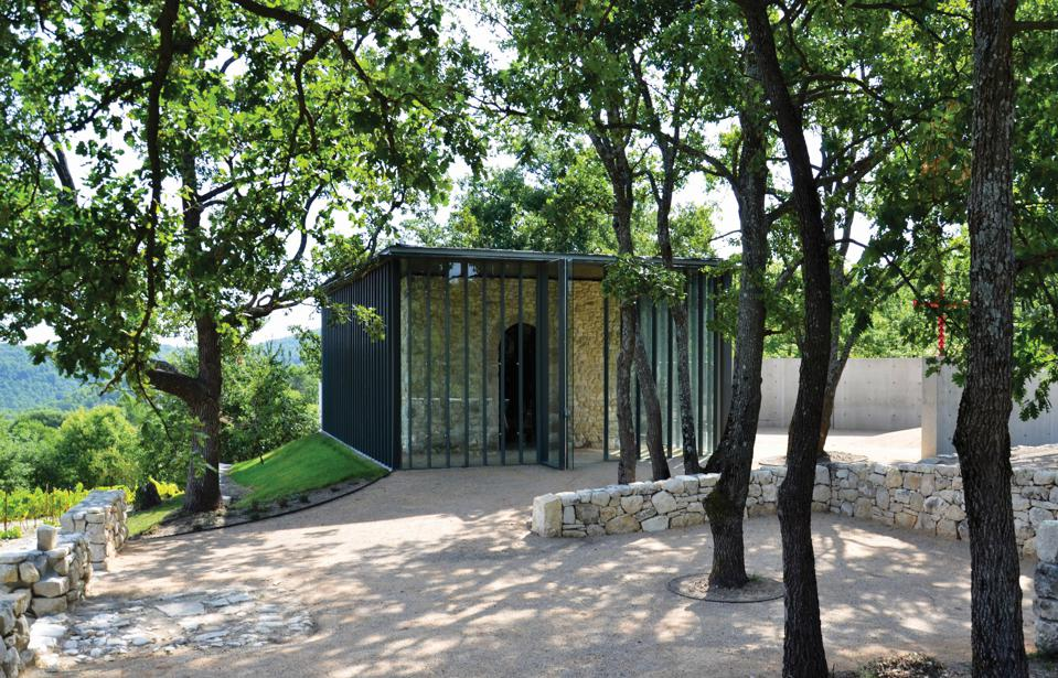 The Top Six Art And Architectural Highlights Of Chateau La Coste
