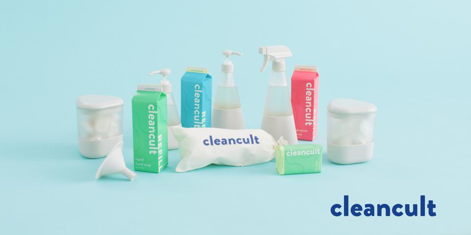 cleancult's Cleaning Kit
