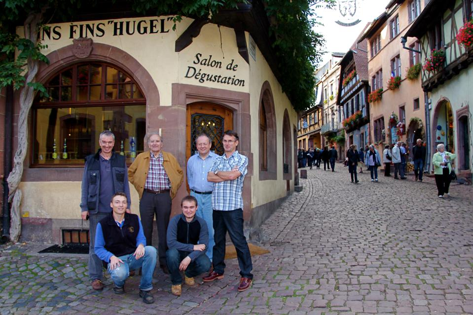 Alsace - The New Generation Speaks Out (Part One)