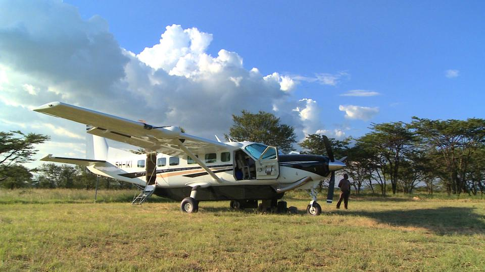 "Tight On Vacation Days? Cut Down On Driving Time With A Luxury African ""SkySafari"""