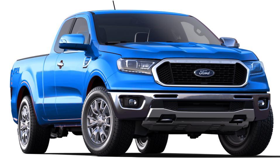 Three Hearty 2019 Pickup Trucks, Driven