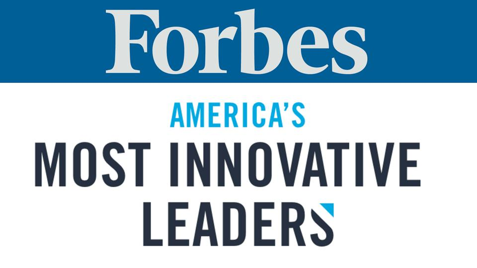 Forbes: America's Most Innovative Leaders
