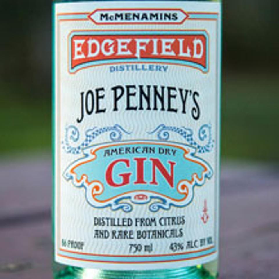 Edgefield Joe Penney's American Dry Gin