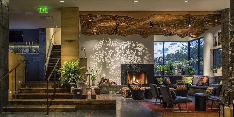 Lobby Hotel Vermont