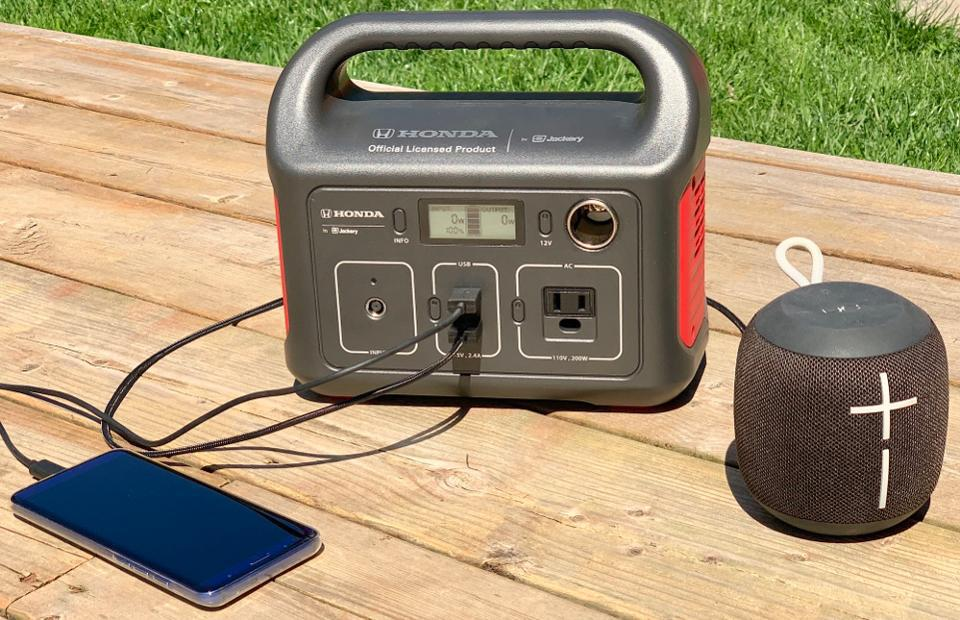 Best portable chargers for camping