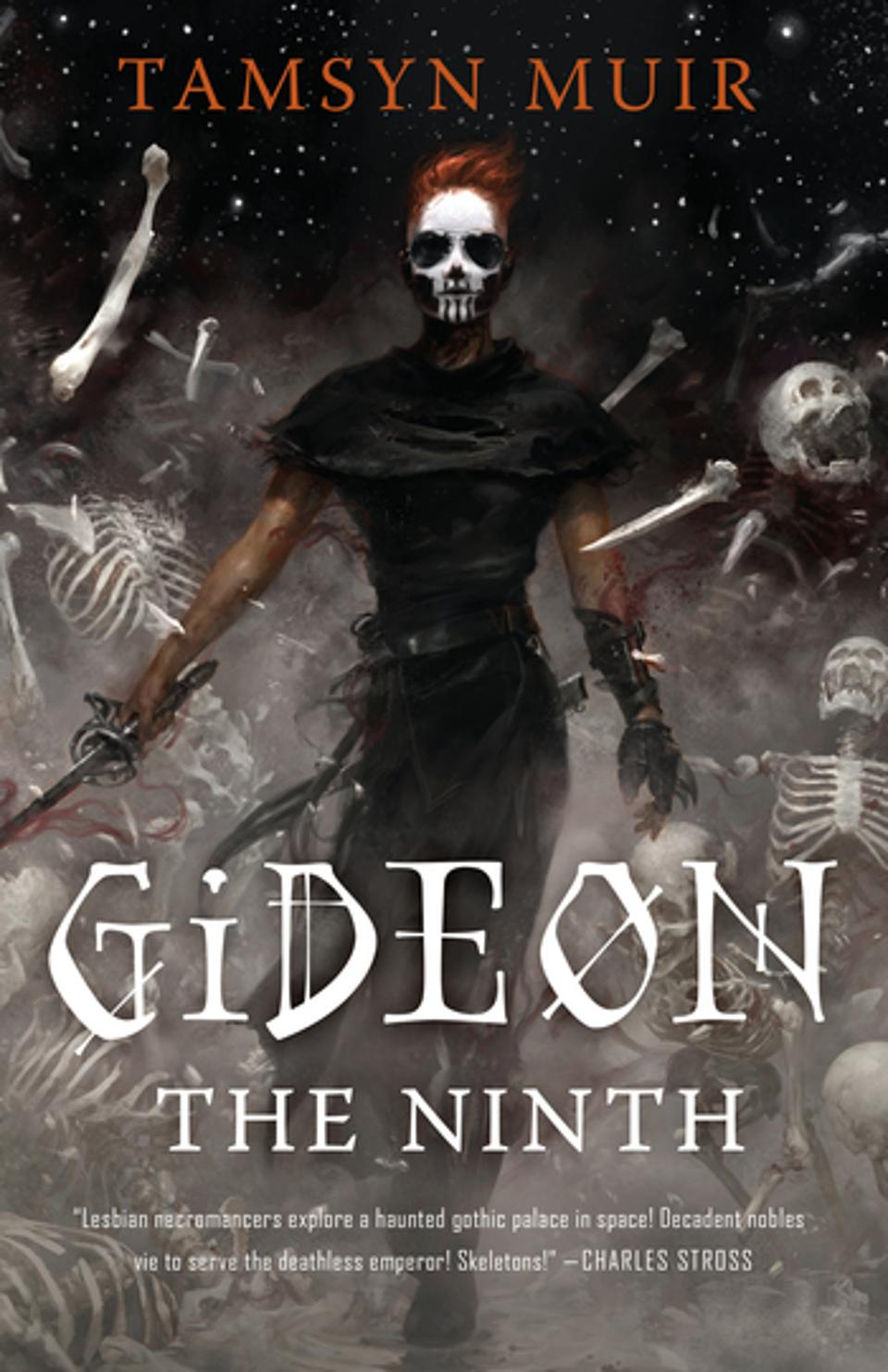 'Gideon the Ninth' Cover