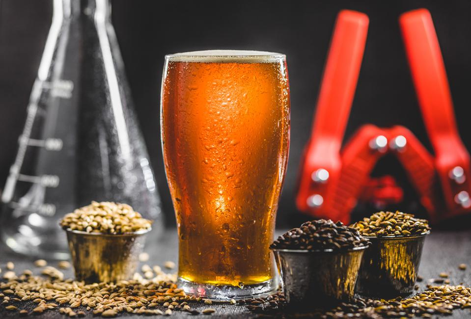 The Amazing Ways The Brewers of Budweiser Are Using Artificial Intelligence To Transform The Beer Industry
