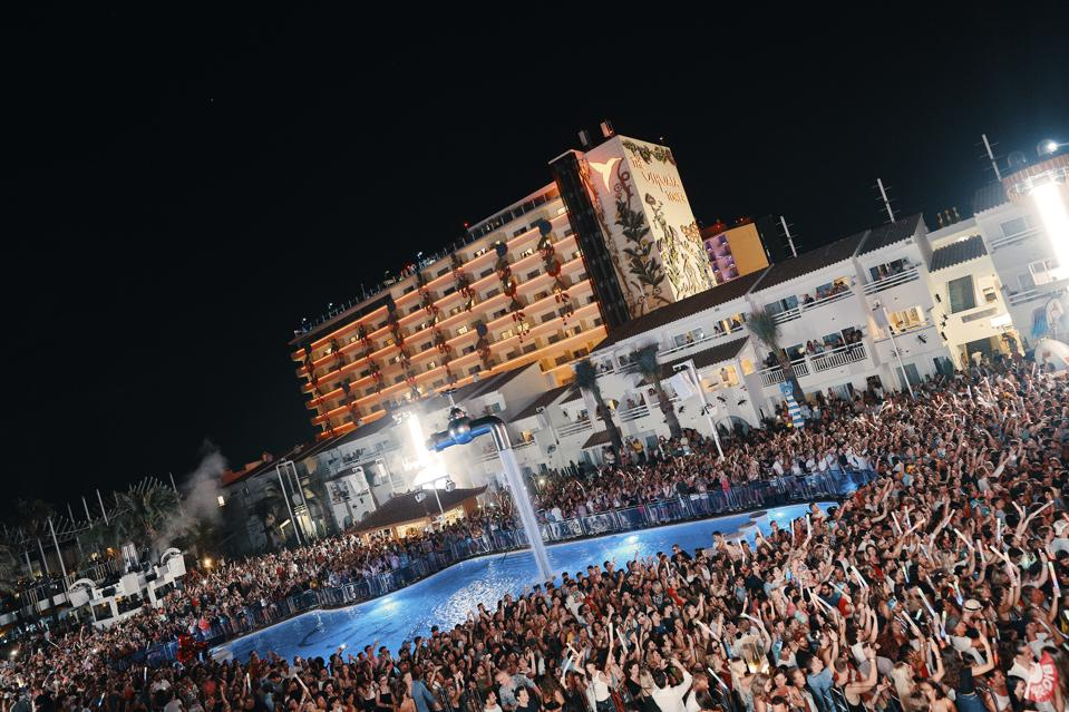 BIG BY DAVID GUETTA at Ushuaïa Ibiza Beach Hotel