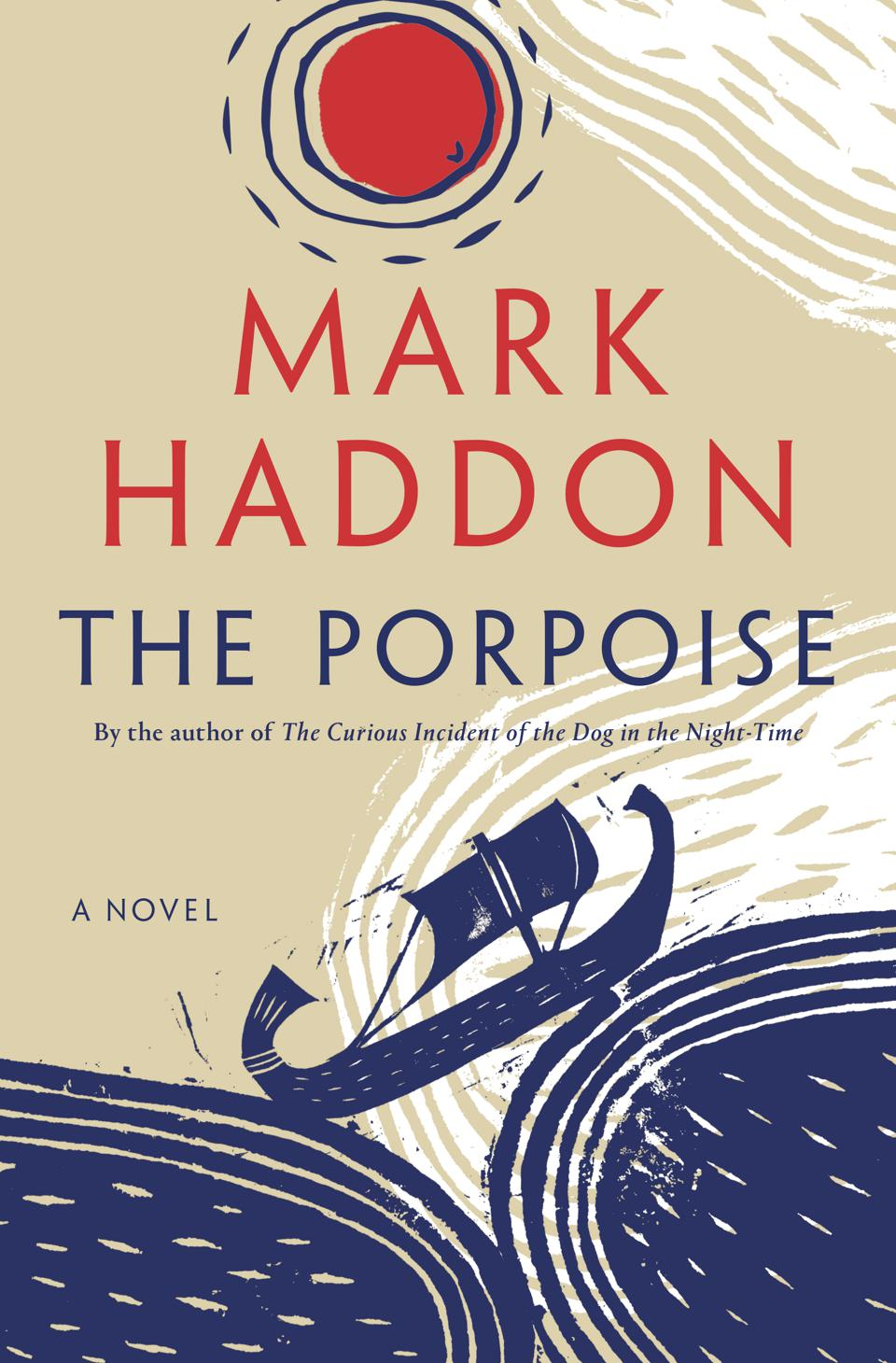 mark haddon purpoise book cover emily mahon novel fiction
