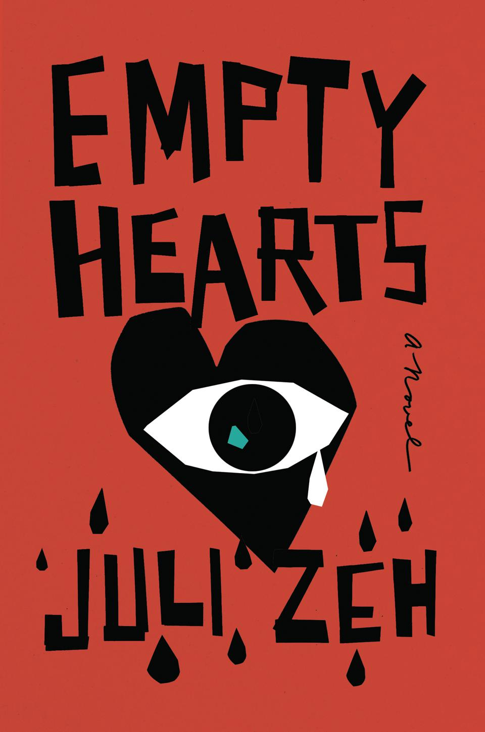 empty hearts juli zeh novel fiction book cover emily mahon