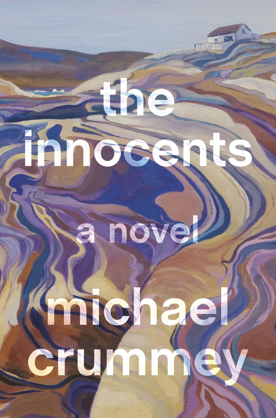 innocents michael crummey doubleday emily mahon novel fiction book cover