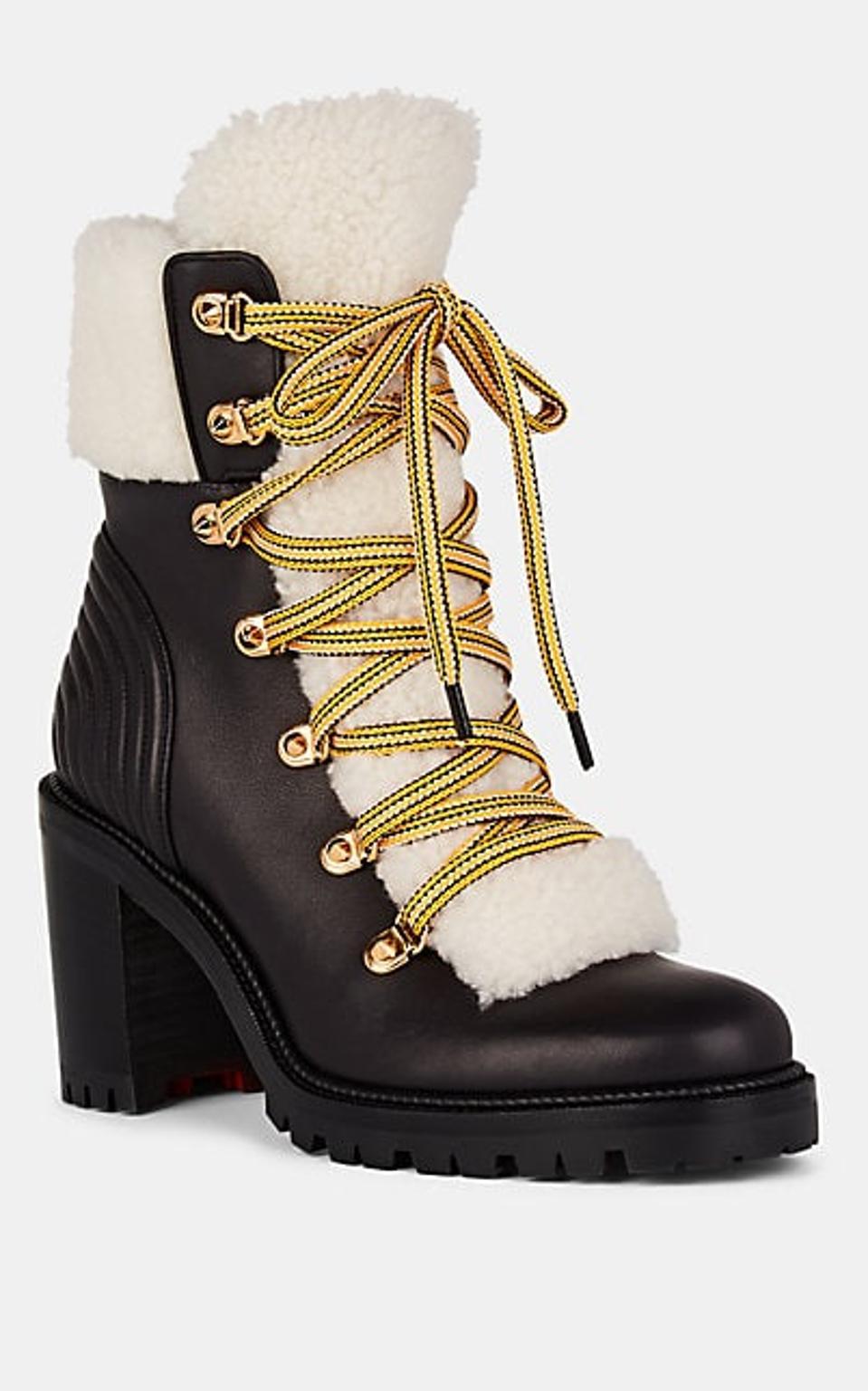 Christian Louboutin_Best Designer Winter Boots