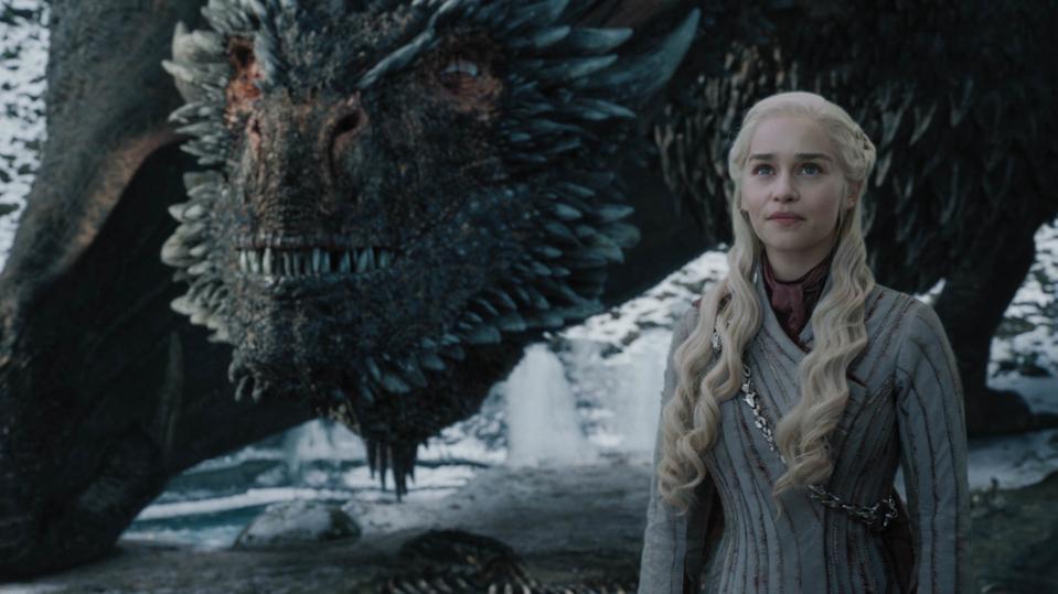 GoT dragon