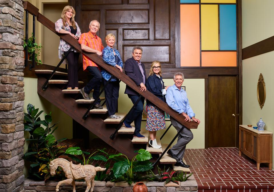 Fine On 50Th Anniversary Of Their Show The Brady Bunch Put On Download Free Architecture Designs Intelgarnamadebymaigaardcom