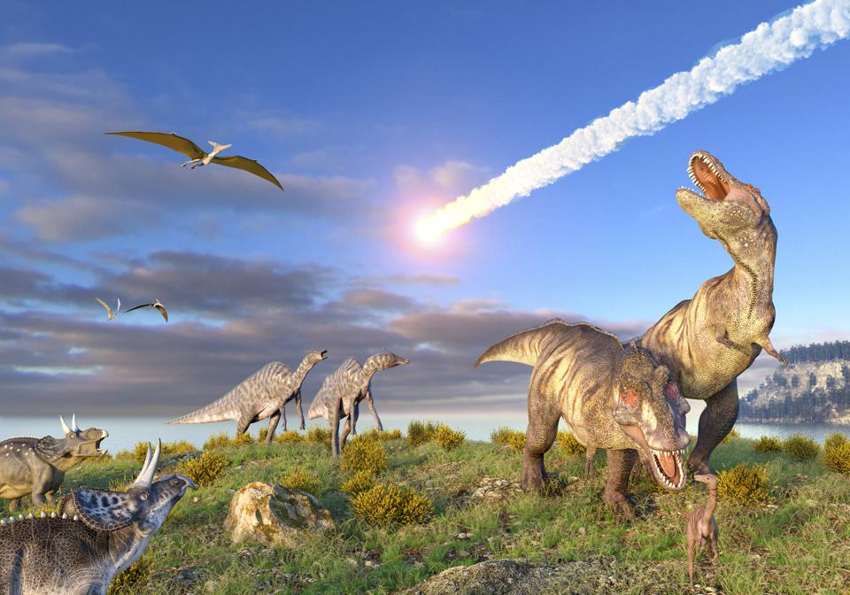 The Day The Dinosaurs Died, Told In Horrifying New Detail