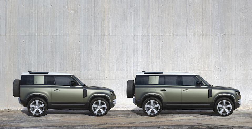 Introducing The All-New Land Rover Defender, The Ultimate Adventure SUV