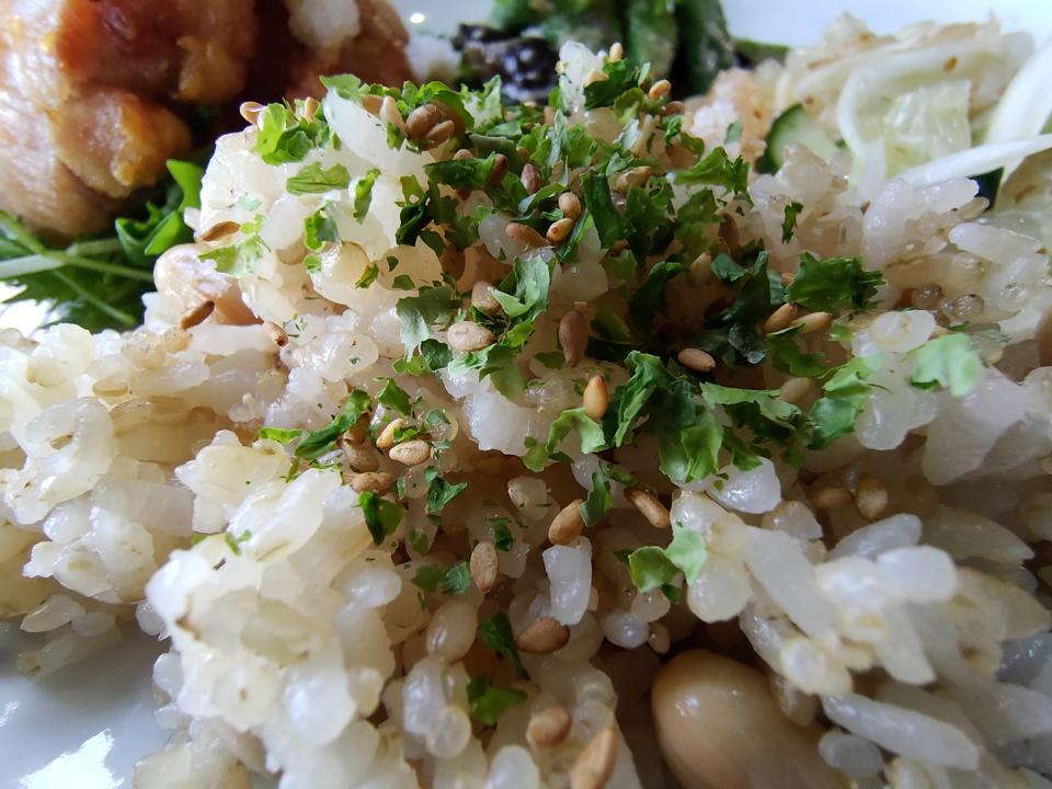 Food closeup.