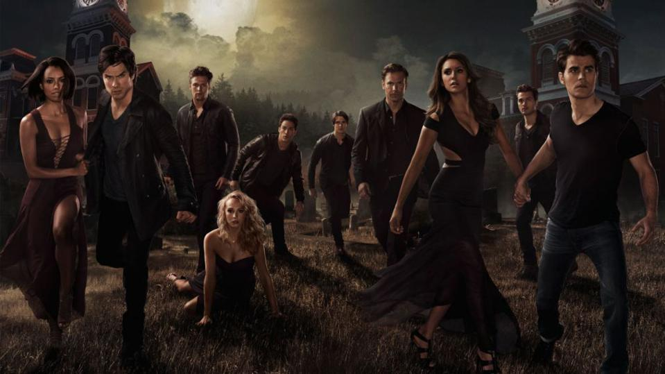 The Vampire Diaries 10th Anniversary The Start Of A Franchise