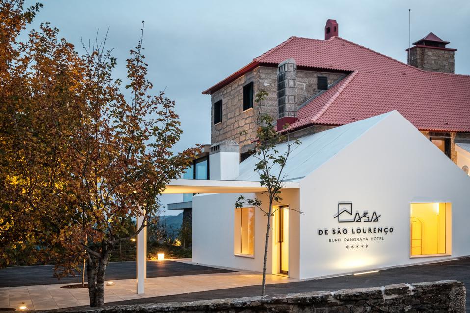 A Cozier Side of Portugal: Casa de São Lourenço