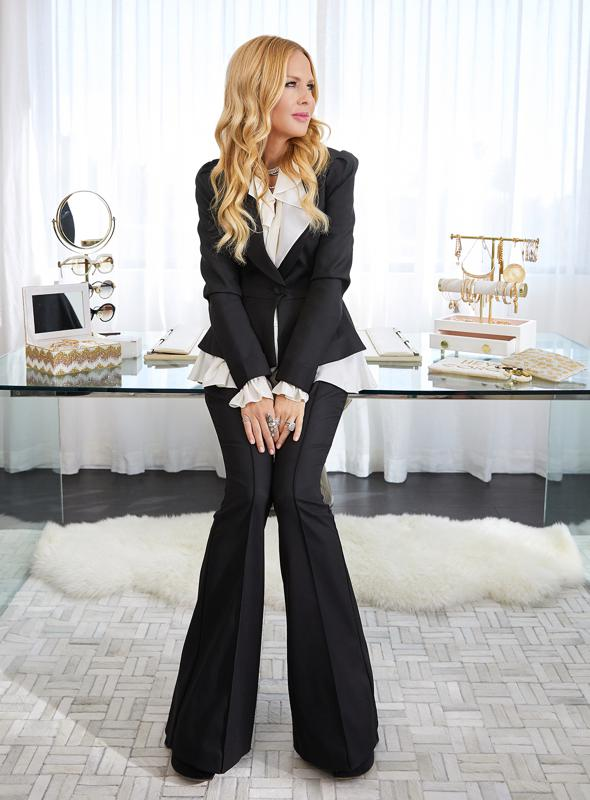 Rachel Zoe Debuts Her First Home Collections With The ... on dina manzo house interior design, kris jenner house interior design, designer house interior design,