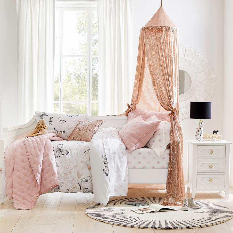 Rachel Zoe x Pottery Barn Kids bedding