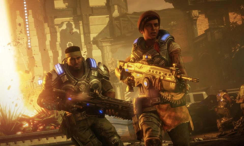 Gears Of War 5' Is Beautiful In A Way Nothing Else On Xbox