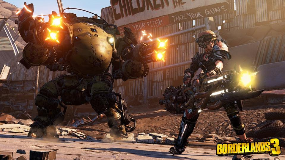 The 'Borderlands 3' Review Situation Is Confusing, But Not