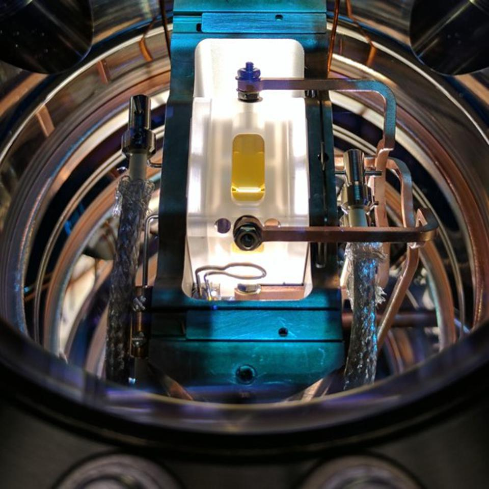 A trapped ion quantum computer