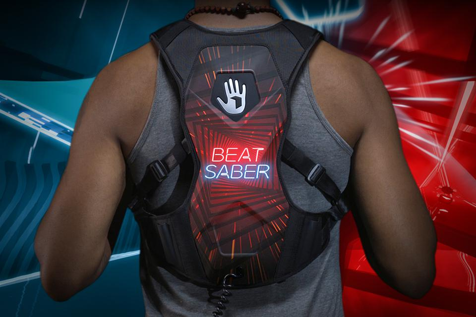 Wearable audio company and breakout VR game produce co-branded limited edition SUBPAC backpacks