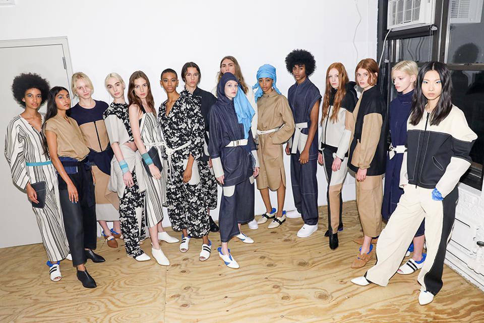 Hyundai x Zero Maria Cornejo: Present Re:Style, New York Fashion Week.