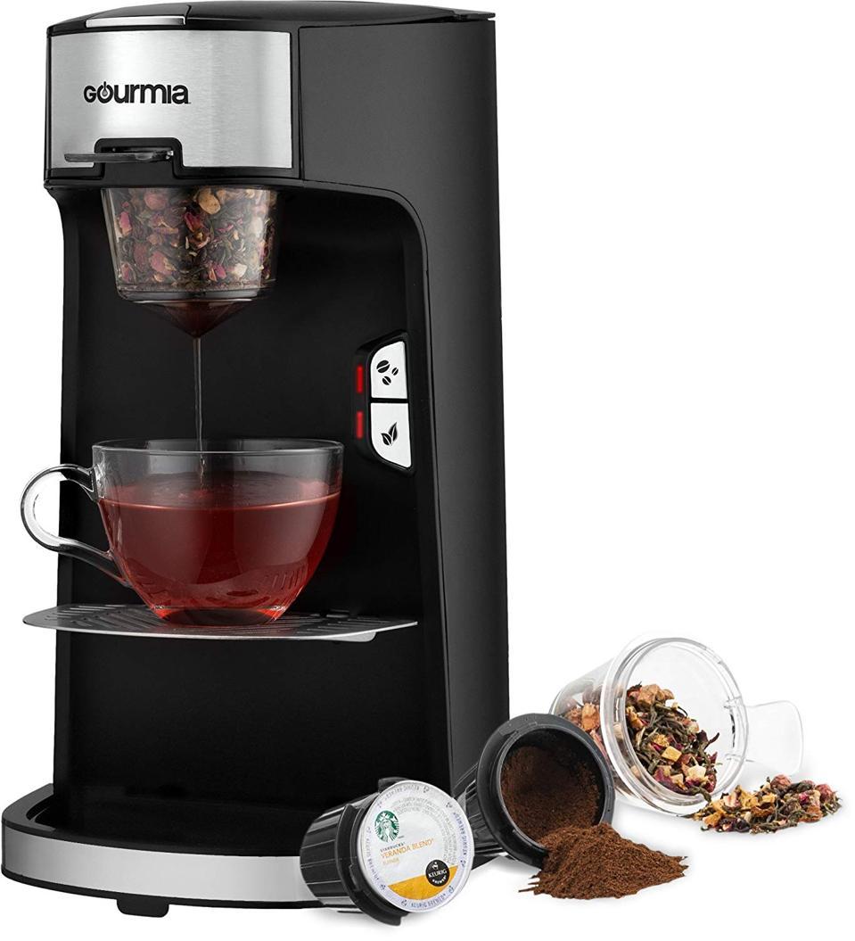 Gourmia 3-in-1 Coffee & Tea Maker