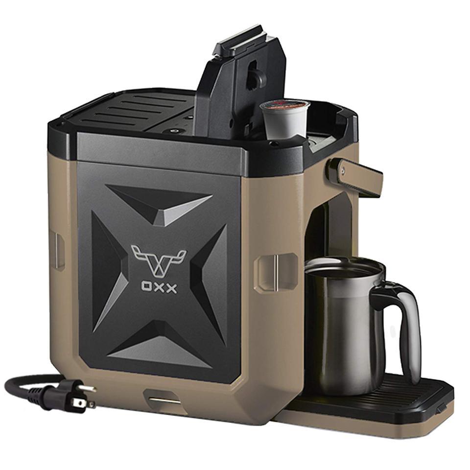 OXX COFFEEBOXX Job Site Single Serve