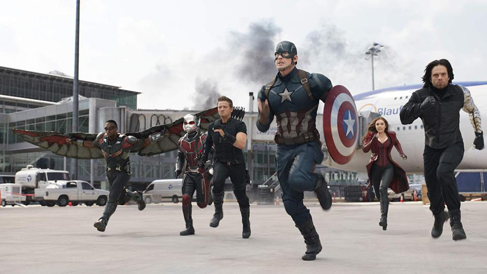 ″Captain America: Civil War'