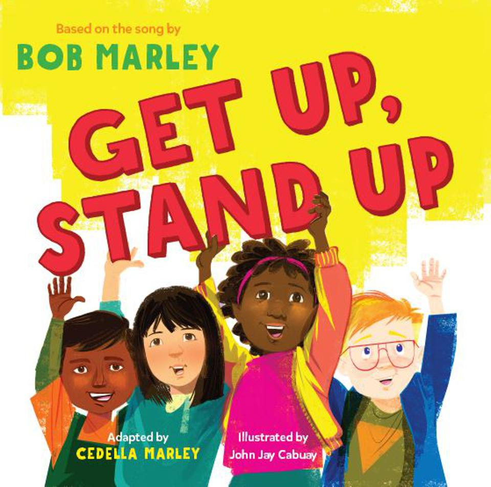 cedella marley bob get up stand up john jay cabuay chronicle books children's bullying