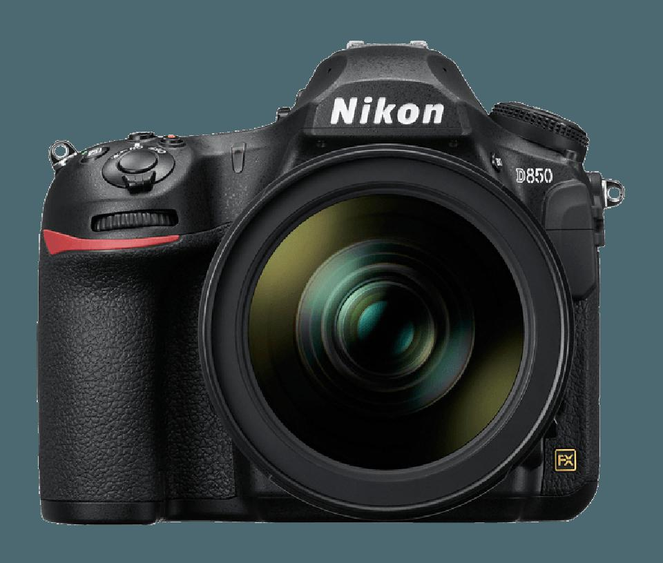 The Nikon D850 is a premium do-everything DSLR that also shoots great 4K video.