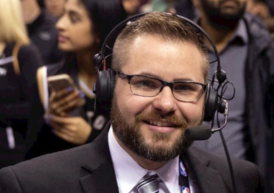 Travis Demers, Trail Blazers' New Radio Announcer, Has Paid His ...